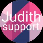 Logo Judith Support