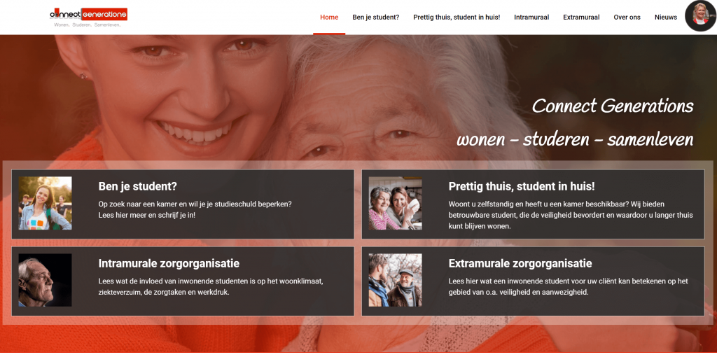 Portfolio Connect Generations door Doeltreffend Online